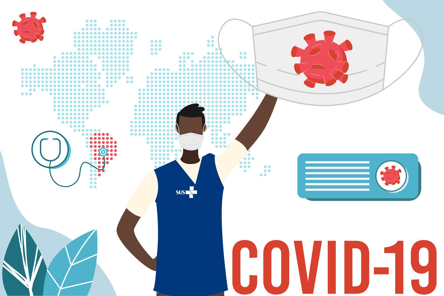 Curso 4 - Atualização para AGENTES COMUNITÁRIOS em Saúde e AGENTES de combate à Endemias ao Enfrentamento do novo Coronavírus: COVID-19